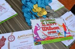 В Алматы состоялся турнир Wilson Almaty Open Gold 16&under