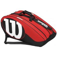 Сумка Wilson Match II 12 Racket