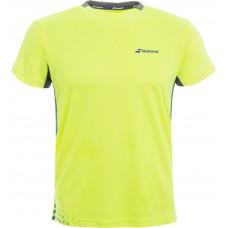 Теннисная футболка подростковая Babolat CREW Neck boy