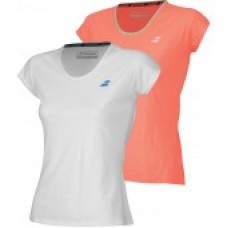 Футболка детская Babolat CORE BABOLAT TEE GIRL (2018) orange