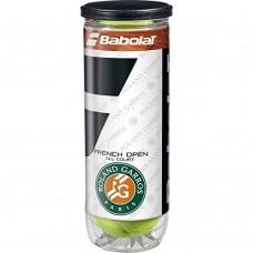 Babolat Мячи Теннисные Roland Garros x3 balls