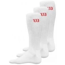 Носки Wilson CREW SOCK  3 пары (2019) 39-46