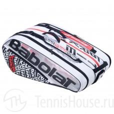 Теннисная сумка Babolat Pure Strike x 12 (2020)