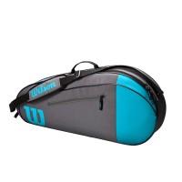 Теннисная сумка Wilson Team x3 (2021)